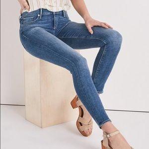 Lucky Brand Blue Denim Jeans